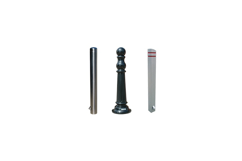 Bollards from Furphy Foundry.
