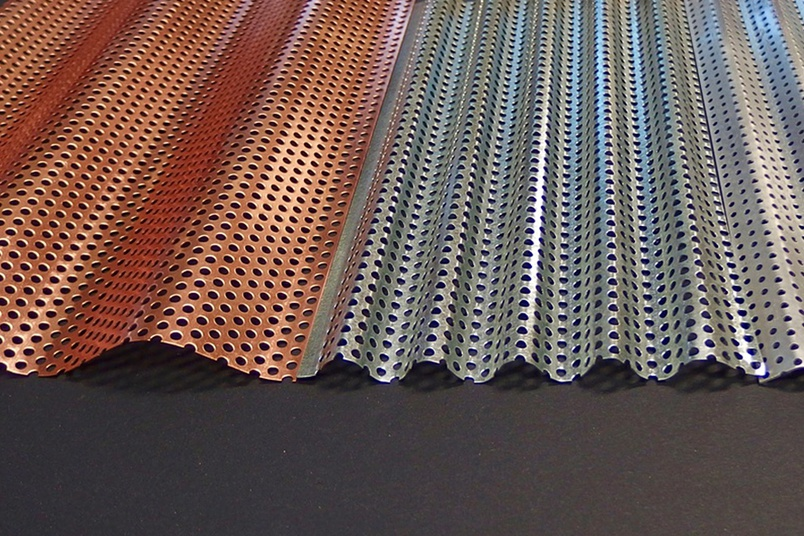 Perforated Acoustic Sheet By Ripple Iron Selector