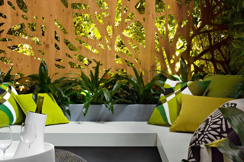 Laminex Alfresco Compact Laminate for outdoors.