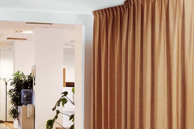 Mottura by Vertilux manual curtain track system by Vertilux ...