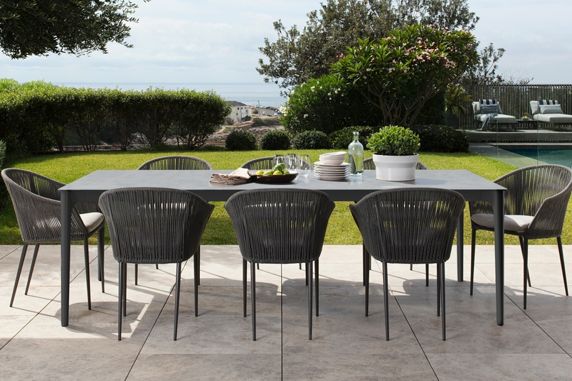 Outdoor Dining Tables Quay Range By
