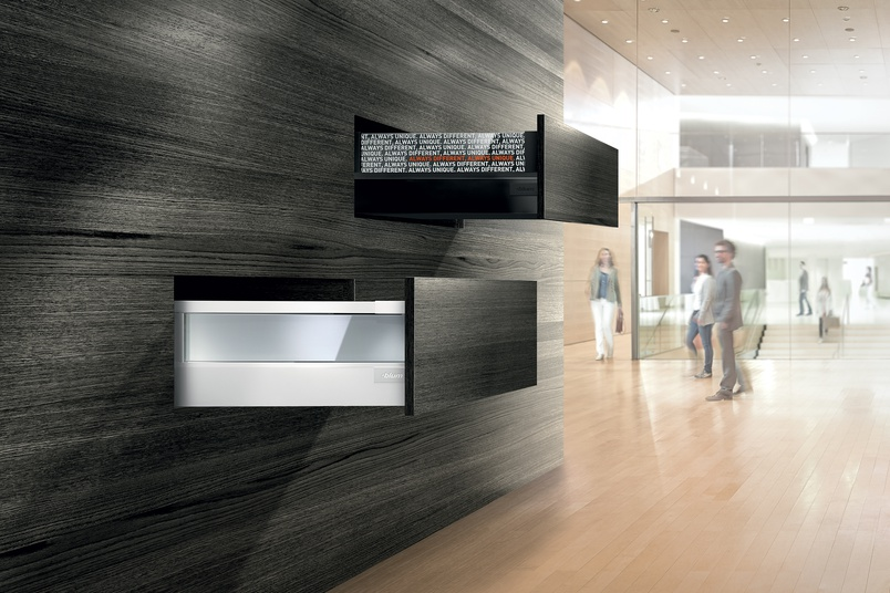 Drawer systems – TANDEMBOX by Blum Australia – Selector