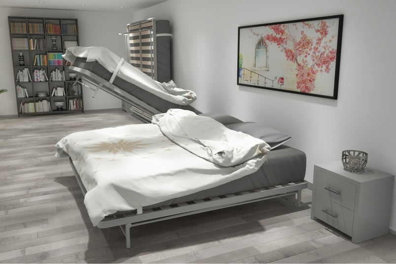 Fold Out Bed System Murphy Wall Beds Next By Wallbeds