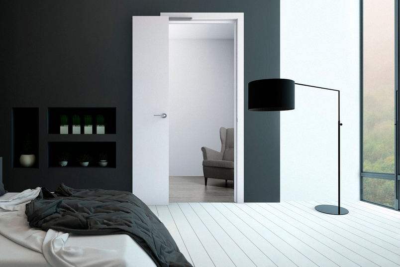 Space Saving Door space-saving door systems – celegonbellevue architectural