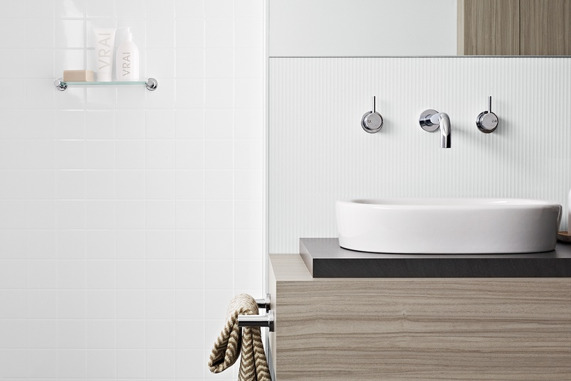 Wet area laminate panelling – Aquapanel by Laminex Australia – Selector